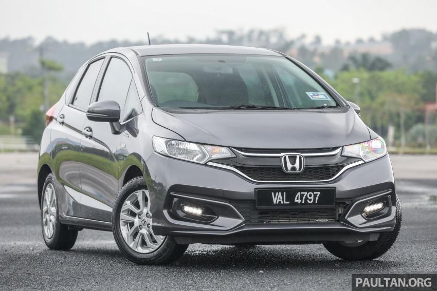 GALLERY: 2017 Honda City & Jazz Sport Hybrid i-DCD Image #753388