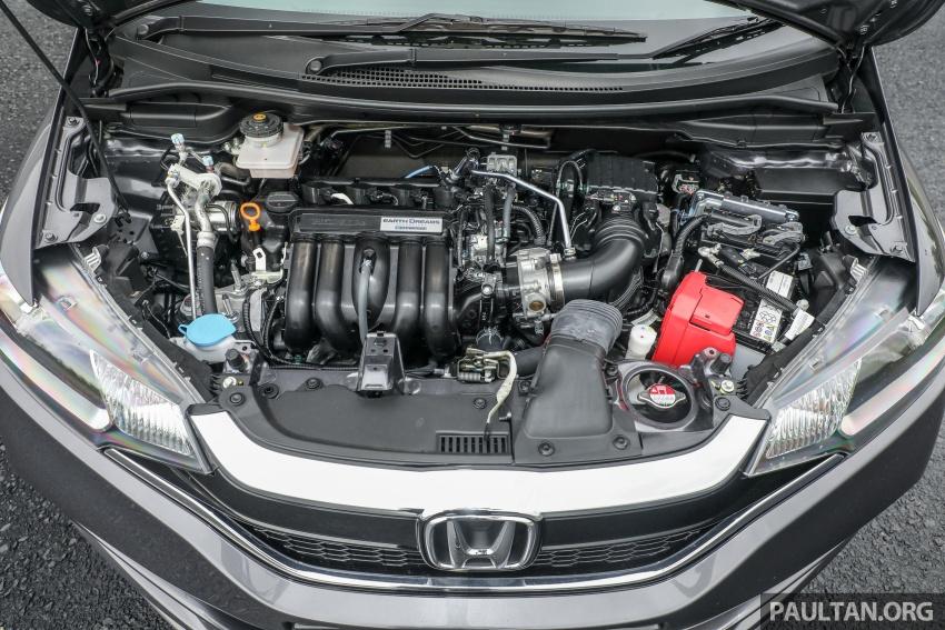 GALLERY: 2017 Honda City & Jazz Sport Hybrid i-DCD Image #753422