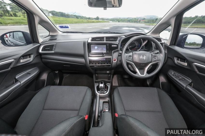 GALLERY: 2017 Honda City & Jazz Sport Hybrid i-DCD Image #753424
