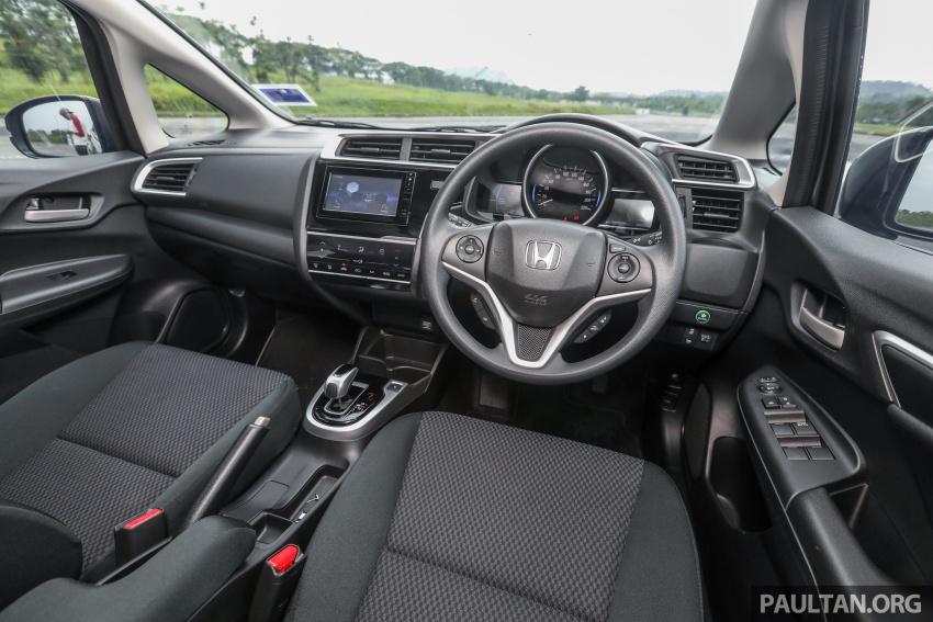 GALLERY: 2017 Honda City & Jazz Sport Hybrid i-DCD Image #753442