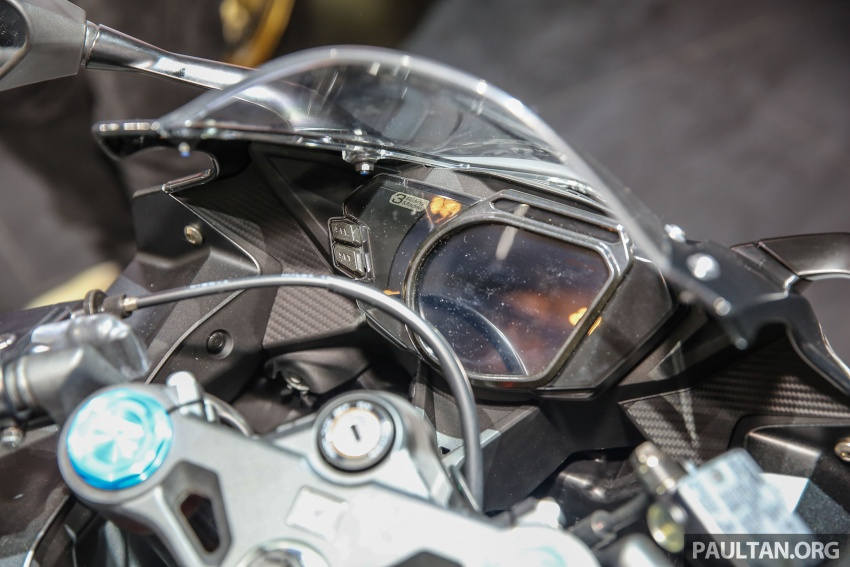 Why is the 2018 Honda CBR250RR not in Malaysia yet? Image #751571