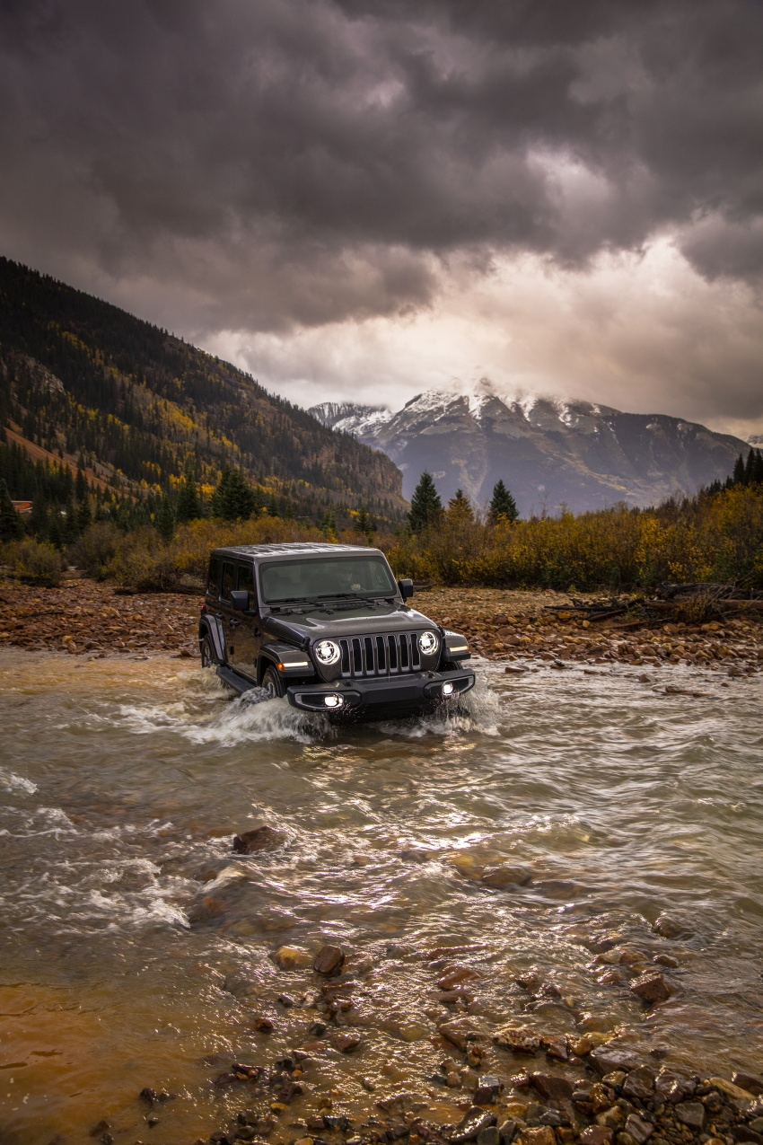 2018 Jeep Wrangler gains new hybrid turbo engine Image #748194