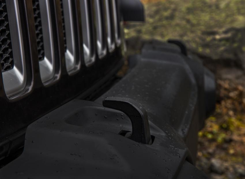 2018 Jeep Wrangler gains new hybrid turbo engine Image #748222