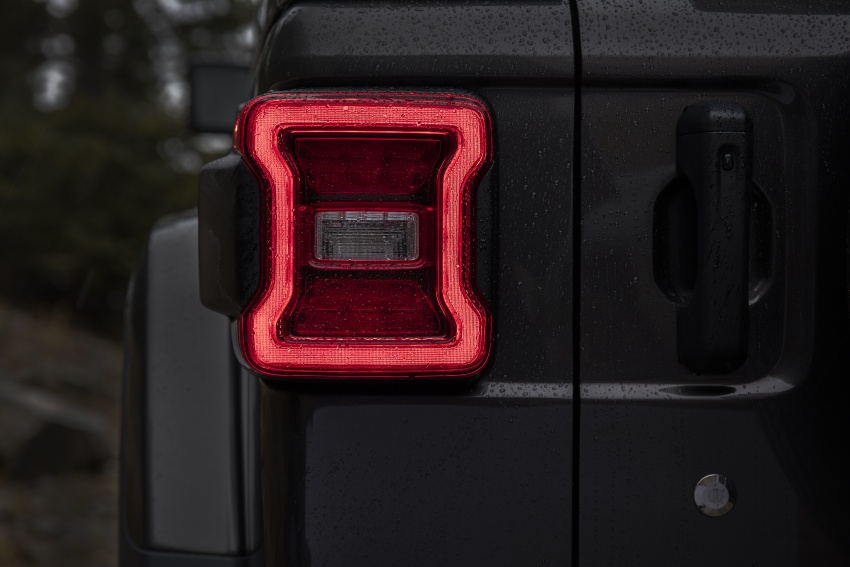 2018 Jeep Wrangler gains new hybrid turbo engine Image #748228