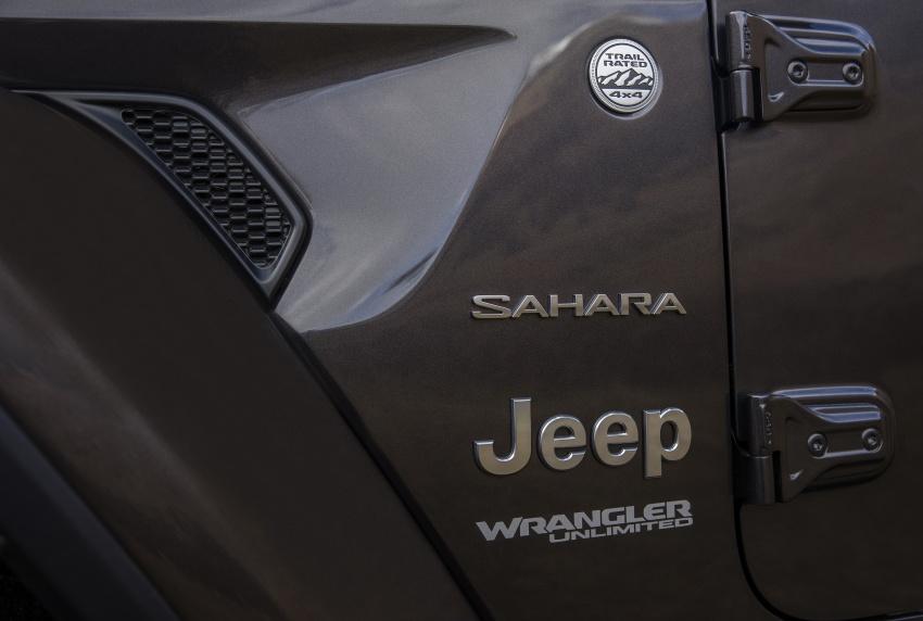 2018 Jeep Wrangler gains new hybrid turbo engine Image #748233