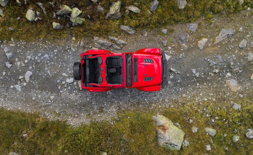 2018 Jeep Wrangler gains new hybrid turbo engine Image #748333