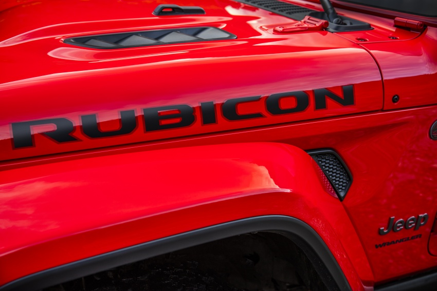 2018 Jeep Wrangler gains new hybrid turbo engine Image #748349