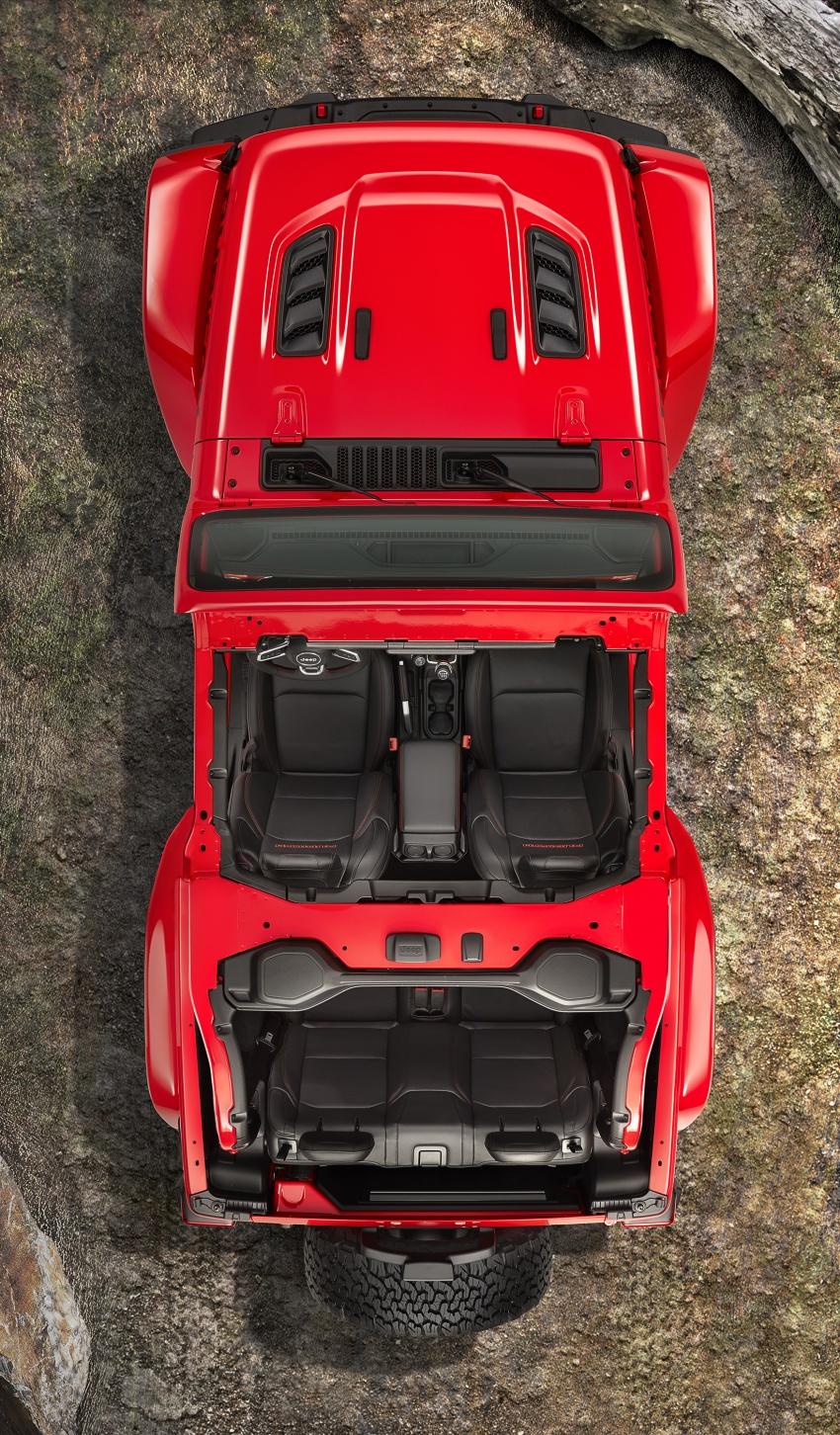 2018 Jeep Wrangler gains new hybrid turbo engine Image #748366