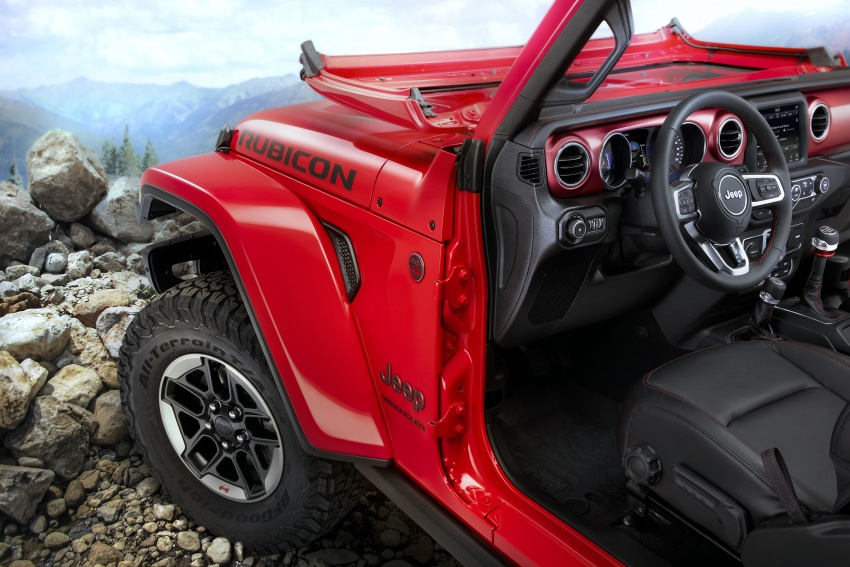 2018 Jeep Wrangler gains new hybrid turbo engine Image #748367