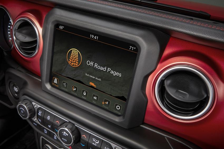 2018 Jeep Wrangler gains new hybrid turbo engine Image #748378