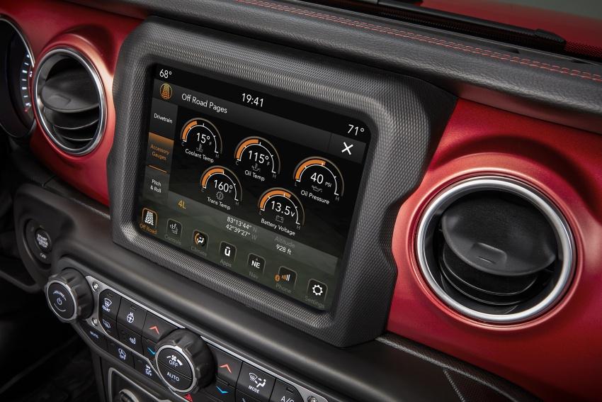 2018 Jeep Wrangler gains new hybrid turbo engine Image #748379