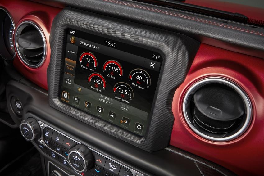 2018 Jeep Wrangler gains new hybrid turbo engine Image #748380