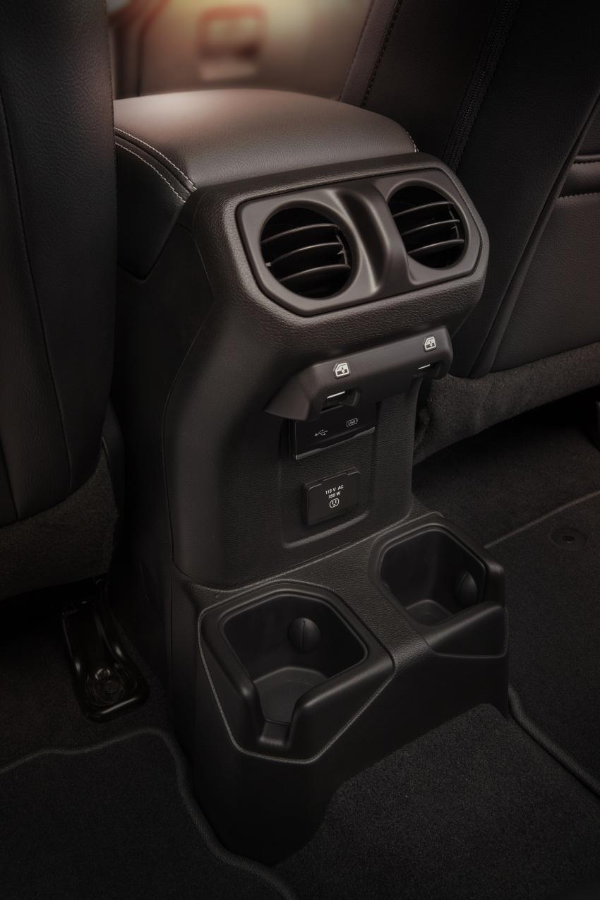 2018 Jeep Wrangler gains new hybrid turbo engine Image #748398