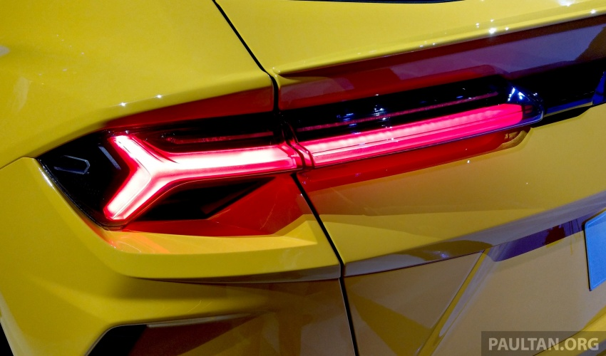 Lamborghini Urus – Sant'Agata's 650 PS, 850 Nm SUV makes its official debut, deliveries begin in 2018 Image #746935
