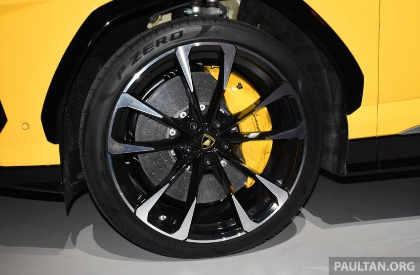Lamborghini Urus – Sant'Agata's 650 PS, 850 Nm SUV makes its official debut, deliveries begin in 2018 Image #746937