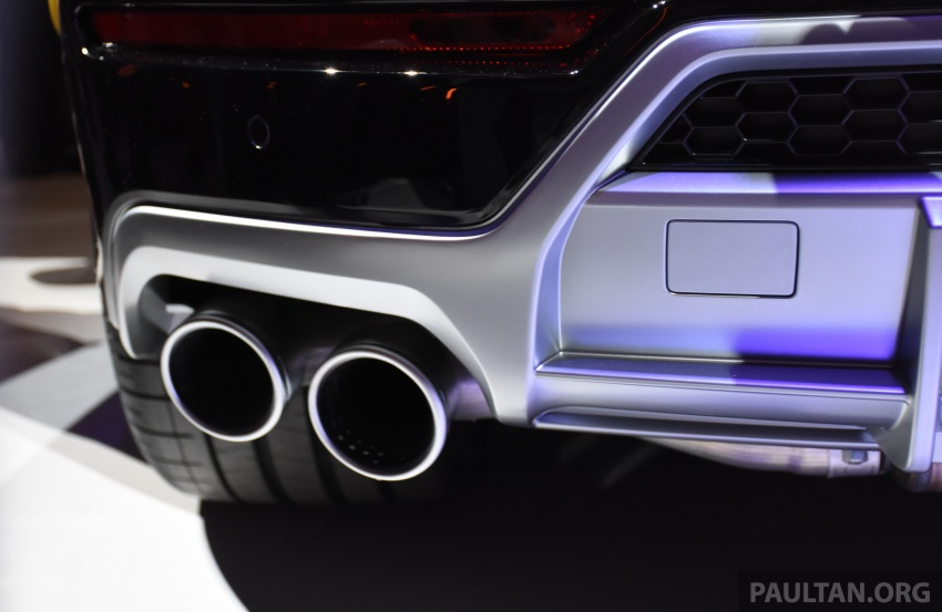 Lamborghini Urus tampil secara rasmi – SUV 650 PS, 850 Nm tork, penghantaran bermula pada tahun 2018 Image #747183