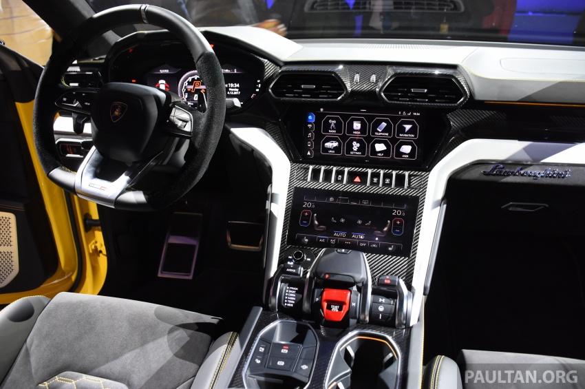 Lamborghini Urus tampil secara rasmi – SUV 650 PS, 850 Nm tork, penghantaran bermula pada tahun 2018 Image #747189