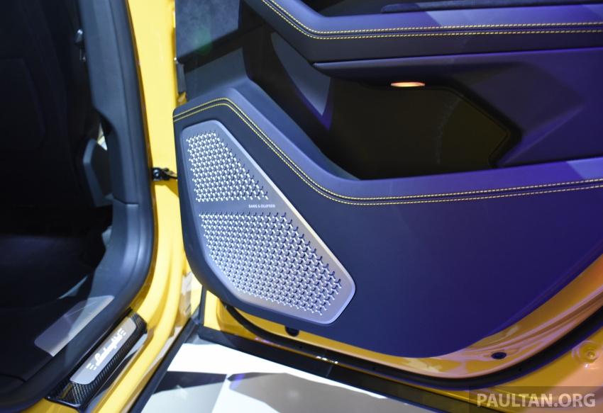 Lamborghini Urus tampil secara rasmi – SUV 650 PS, 850 Nm tork, penghantaran bermula pada tahun 2018 Image #747197
