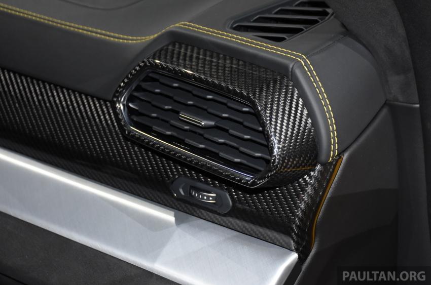 Lamborghini Urus tampil secara rasmi – SUV 650 PS, 850 Nm tork, penghantaran bermula pada tahun 2018 Image #747199
