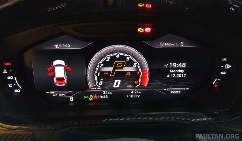Lamborghini Urus – Sant'Agata's 650 PS, 850 Nm SUV makes its official debut, deliveries begin in 2018 Image #746968