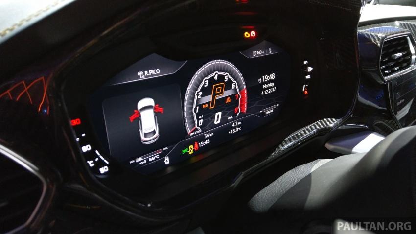 Lamborghini Urus – Sant'Agata's 650 PS, 850 Nm SUV makes its official debut, deliveries begin in 2018 Image #746969