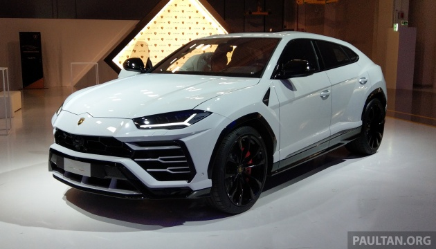Lamborghini Urus Super Suv To Get Plug In Hybrid