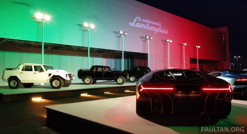 Lamborghini Urus tampil secara rasmi – SUV 650 PS, 850 Nm tork, penghantaran bermula pada tahun 2018 Image #747215