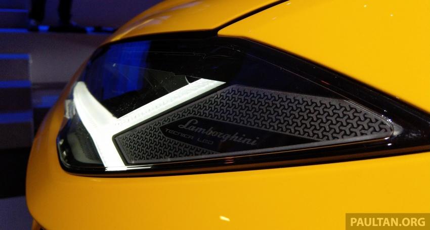 Lamborghini Urus tampil secara rasmi – SUV 650 PS, 850 Nm tork, penghantaran bermula pada tahun 2018 Image #747218