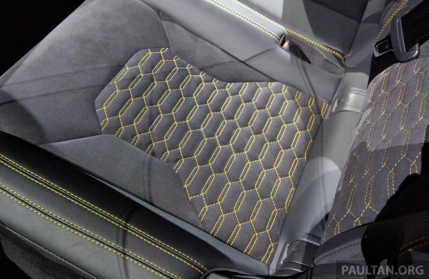 Lamborghini Urus – Sant'Agata's 650 PS, 850 Nm SUV makes its official debut, deliveries begin in 2018 Image #747153