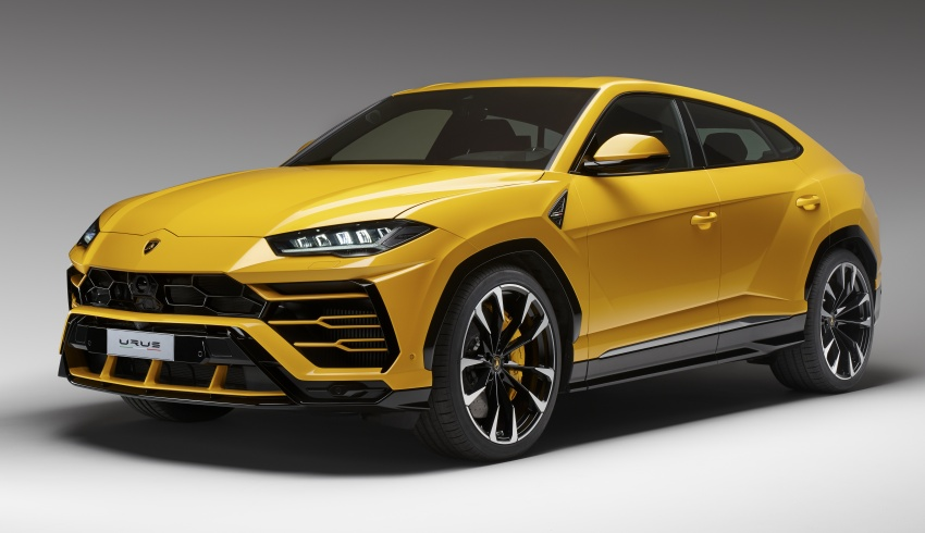 Lamborghini Urus – Sant'Agata's 650 PS, 850 Nm SUV makes its official debut, deliveries begin in 2018 Image #747795