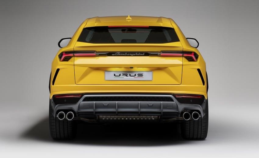 Lamborghini Urus – Sant'Agata's 650 PS, 850 Nm SUV makes its official debut, deliveries begin in 2018 Image #747833