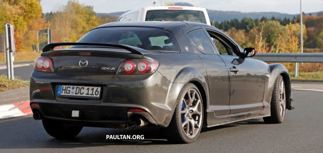 Contrary To Earlier Reports Of The Rotary Engine Consigned To  Range Extender Duties In A Hybrid Powertrain, The Upcoming Sports Car Is  Said To Put The ...