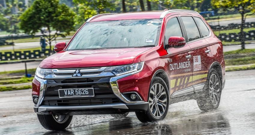 PANDU UJI: Mitsubishi Outlander 2.0L 4WD CKD – harga, kelengkapan jadi kelebihan; itu sudah cukup? Image #748042