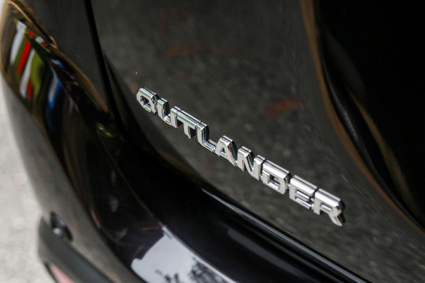 PANDU UJI: Mitsubishi Outlander 2.0L 4WD CKD – harga, kelengkapan jadi kelebihan; itu sudah cukup? Image #748123