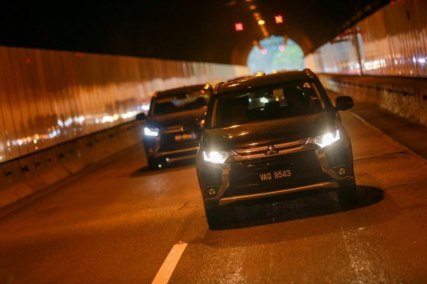 PANDU UJI: Mitsubishi Outlander 2.0L 4WD CKD – harga, kelengkapan jadi kelebihan; itu sudah cukup? Image #748088