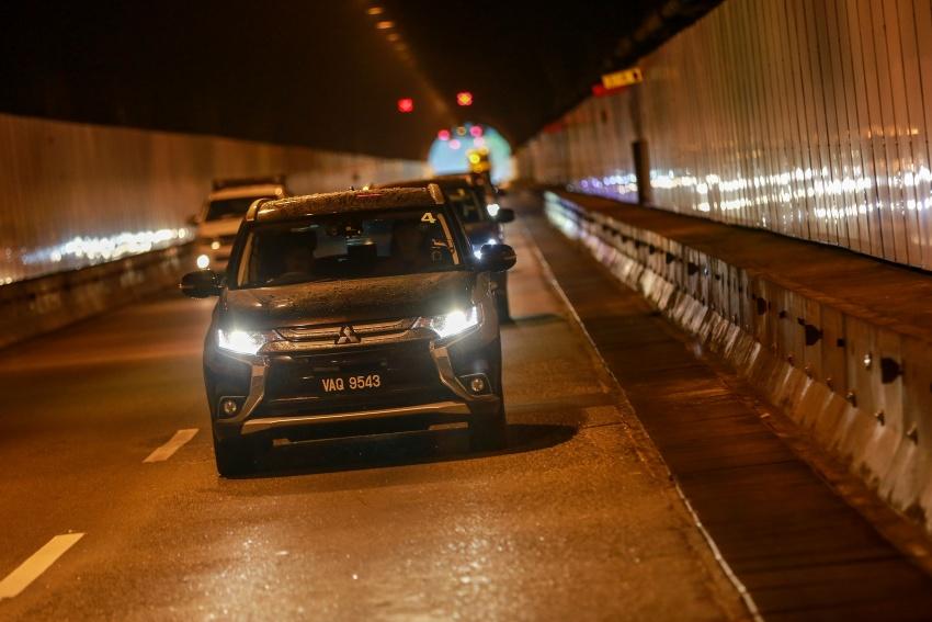 PANDU UJI: Mitsubishi Outlander 2.0L 4WD CKD – harga, kelengkapan jadi kelebihan; itu sudah cukup? Image #748089