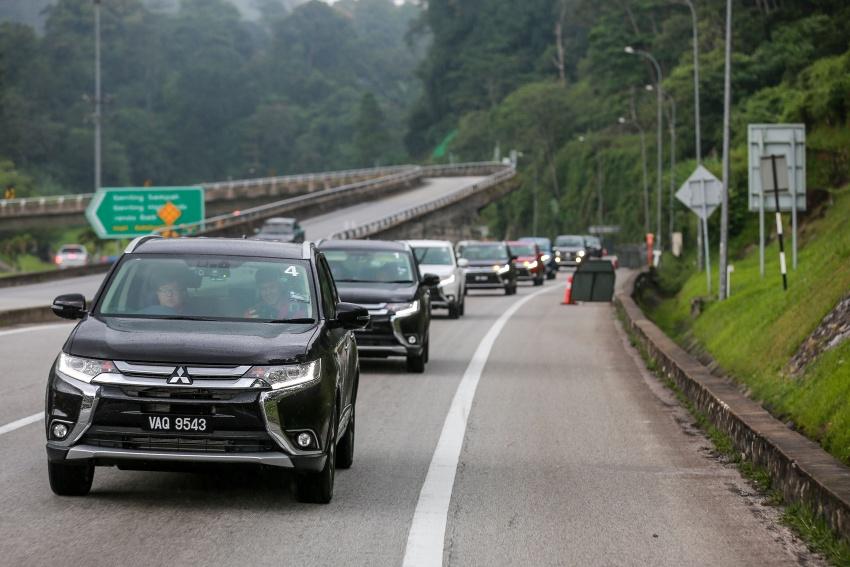 PANDU UJI: Mitsubishi Outlander 2.0L 4WD CKD – harga, kelengkapan jadi kelebihan; itu sudah cukup? Image #748090