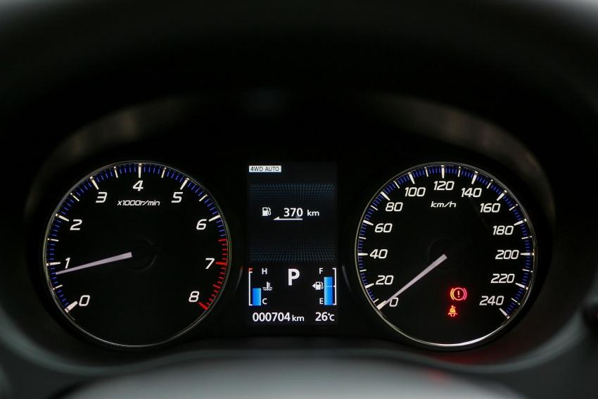 PANDU UJI: Mitsubishi Outlander 2.0L 4WD CKD – harga, kelengkapan jadi kelebihan; itu sudah cukup? Image #748096
