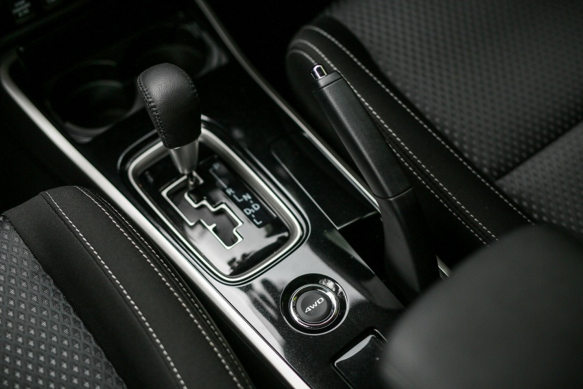PANDU UJI: Mitsubishi Outlander 2.0L 4WD CKD – harga, kelengkapan jadi kelebihan; itu sudah cukup? Image #748101