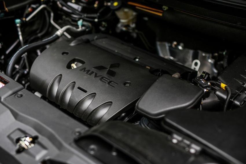 PANDU UJI: Mitsubishi Outlander 2.0L 4WD CKD – harga, kelengkapan jadi kelebihan; itu sudah cukup? Image #748104