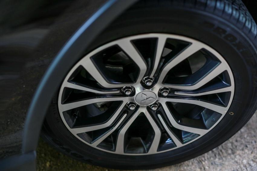 PANDU UJI: Mitsubishi Outlander 2.0L 4WD CKD – harga, kelengkapan jadi kelebihan; itu sudah cukup? Image #748106
