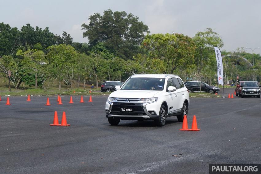 PANDU UJI: Mitsubishi Outlander 2.0L 4WD CKD – harga, kelengkapan jadi kelebihan; itu sudah cukup? Image #747996