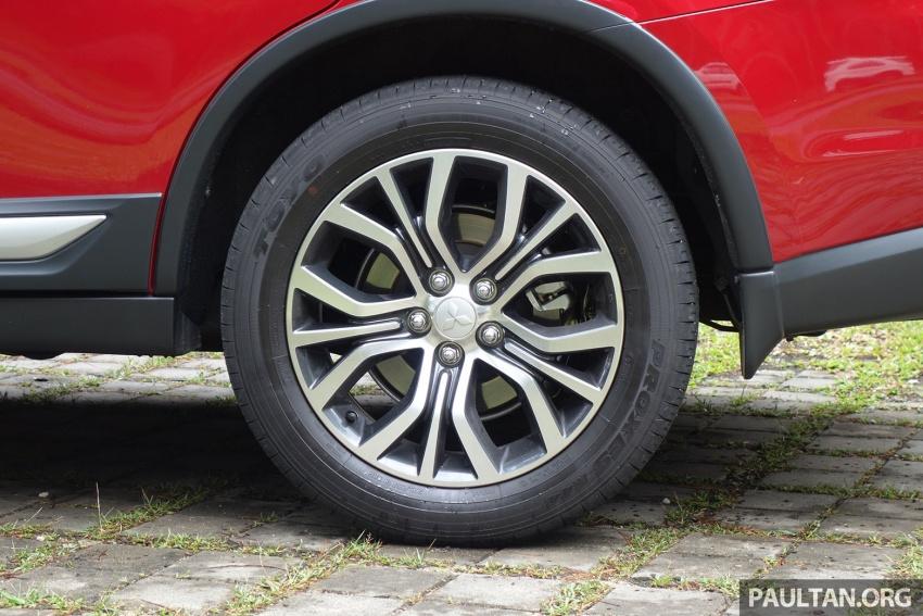 PANDU UJI: Mitsubishi Outlander 2.0L 4WD CKD – harga, kelengkapan jadi kelebihan; itu sudah cukup? Image #748021