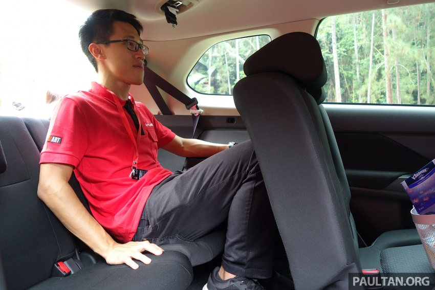 PANDU UJI: Mitsubishi Outlander 2.0L 4WD CKD – harga, kelengkapan jadi kelebihan; itu sudah cukup? Image #748034