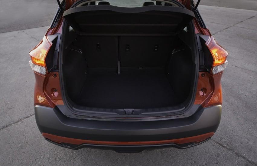 Nissan Kicks B-segment crossover makes US debut Image #746498