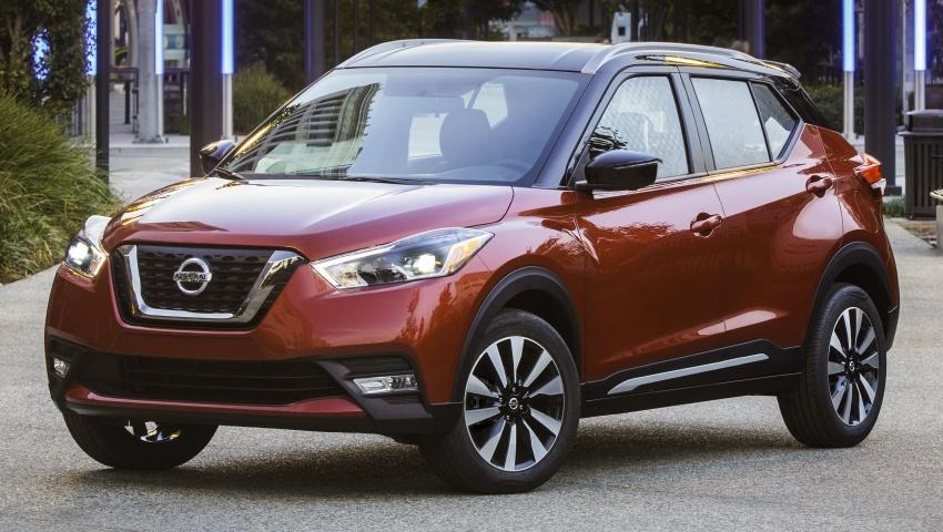 Nissan Kicks jadi crossover terkini masuk pasaran AS Image #746658