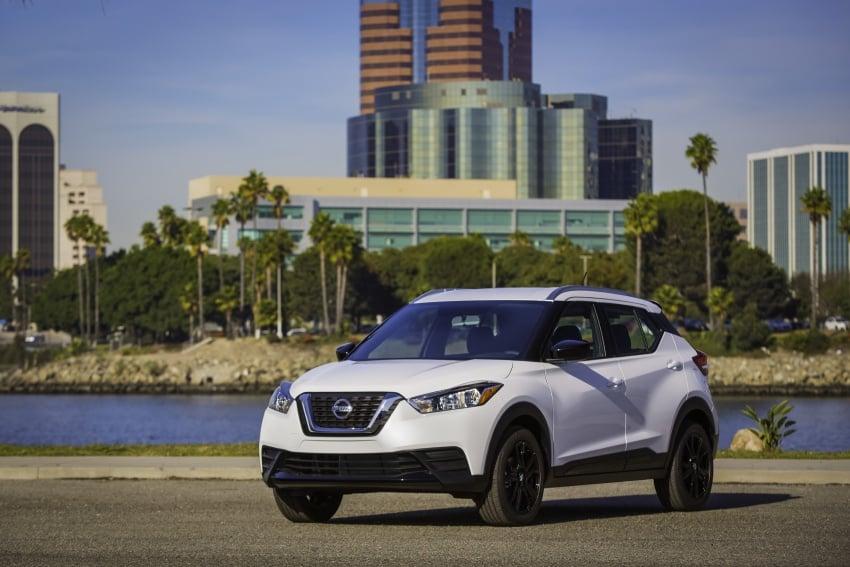 Nissan Kicks B-segment crossover makes US debut Image #746515