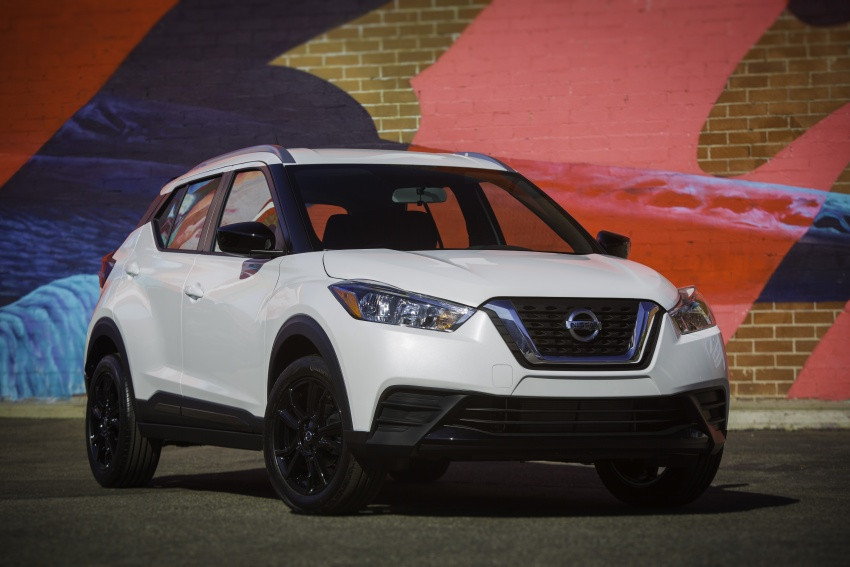Nissan Kicks B-segment crossover makes US debut Image #746489