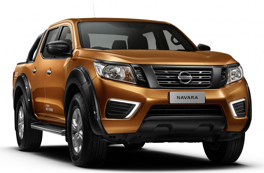 Nissan Navara Black Series launched, from RM109k Image #747248