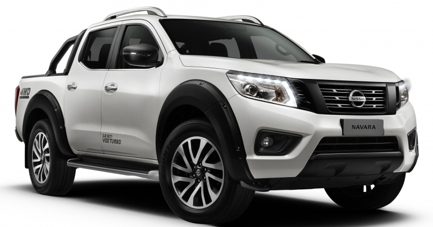 Nissan Navara Black Series launched, from RM109k Image #747249